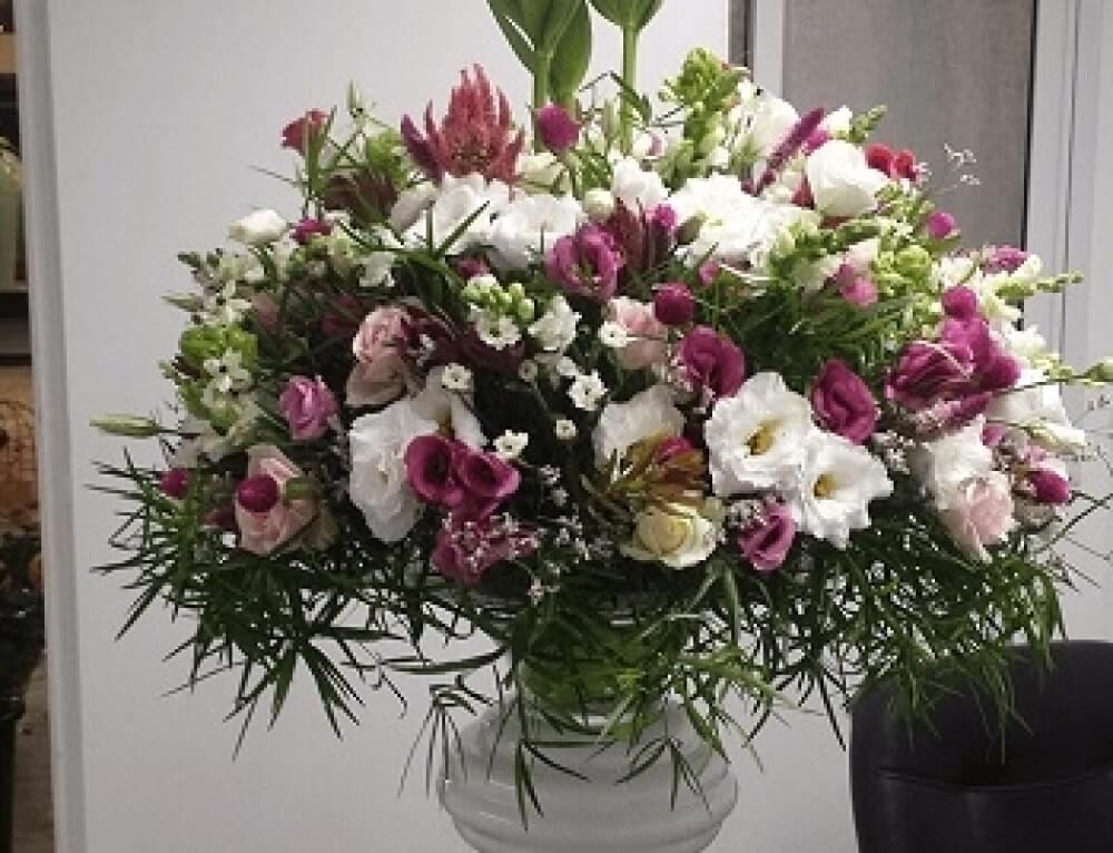 סידור פרחים 4