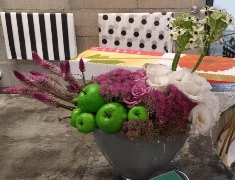 סידור פרחים 3