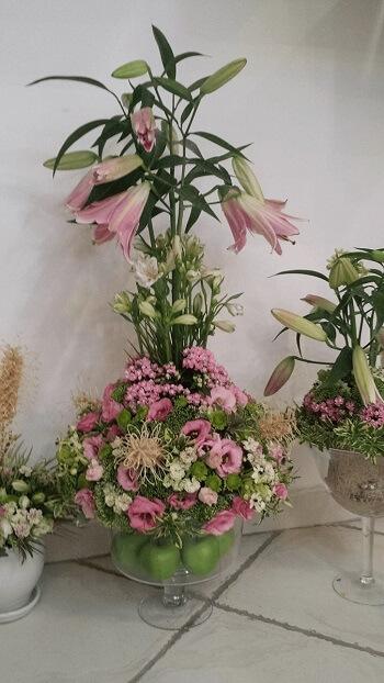 סידור פרחים 5