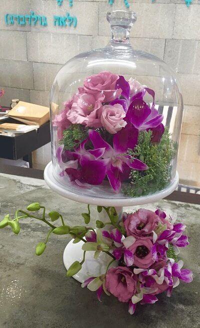 סידור פרחים 6